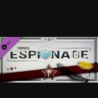 Tropico 5 Espionage DLC | Steam Key GLOBAL|