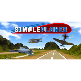 ✈️SimplePlanes ⚡Instant delivery⚡ |Steam Key Global|