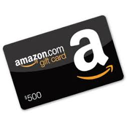 Amazon $500 gift card AUTO DELIVERY Amazon.com