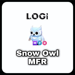 Pet   Snow Owl MFR