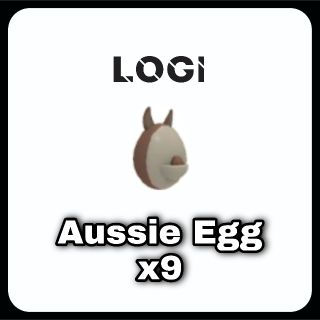 Pet | Aussie Egg x9