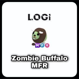 Pet   Zombie Buffalo MFR