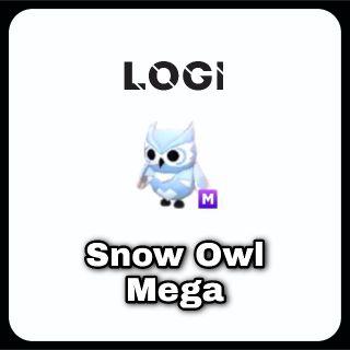 Pet   Snow Owl M