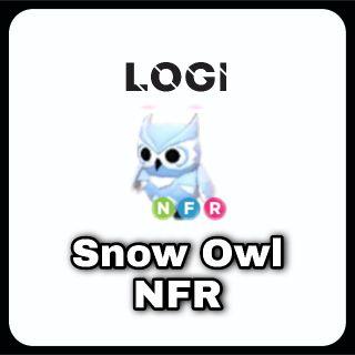Pet   Snow Owl NFR