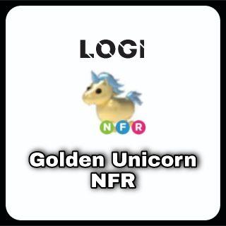 Pet   Golden Unicorn NFR