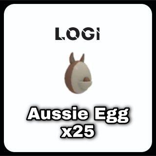 Pet   Aussie Egg x25