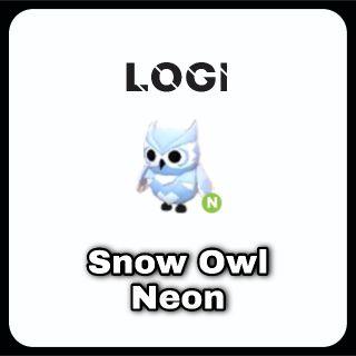 Pet   Snow Owl N