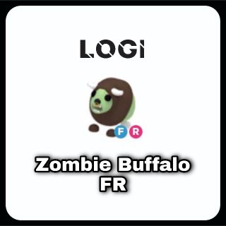 Pet   Zombie Buffalo FR