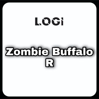 Pet   Zombie Buffalo R