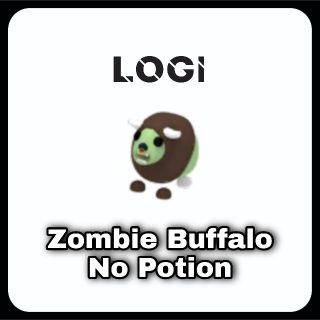 Pet   Zombie Buffalo