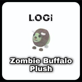 Other   Zombie Buffalo Plush