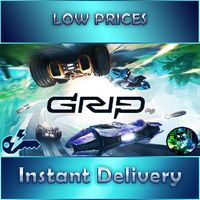 GRIP: Combat Racing + 1 DLC(GLOBAL - INSTANT DELIVERY - STEAM)