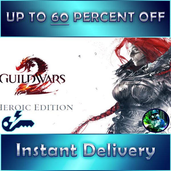Guild Wars 2 Heroic Edition + Toy Mini Eye DLC(Instant Delivery - Europe / North America / South America)