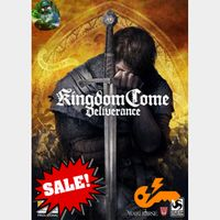 Kingdom Come: Deliverance (Steam KEY - GLOBAL - INSTANT DELIVERY)