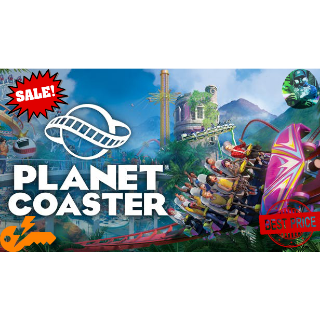 Planet Coaster (INSTANT DELIVERY- GLOBAL)