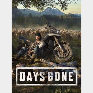 Days Gone Steam CD Key