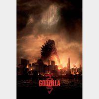 Godzilla digital HD