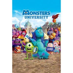 Monsters University (HD - Google Play)