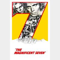 The Magnificent Seven 4-film Collection HD