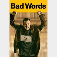 Bad Words HD Digital for iTunes only x