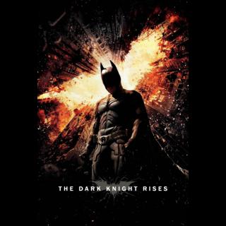 The Dark Knight Rises HD