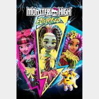 Monster High: Electrified (full: Vudu and iTunes)