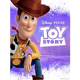 Toy story 4k/UHD with DMR points