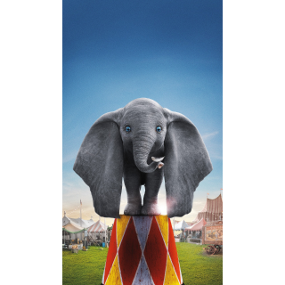 Dumbo 4k/UHD with DMR points