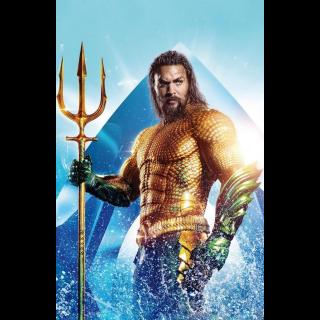 Aquaman 4k/UHD