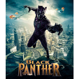 Black Panther 4k/UHD With DMR Points