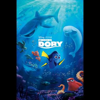 Finding Dory 4k/UHD