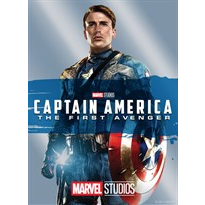 Captain America first avenger 4k/UHD with DMR points