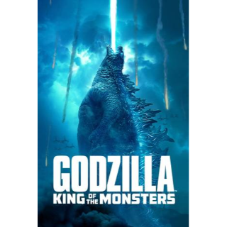 Godzilla King of the monsters in 4k/UHD