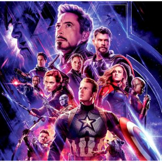 Avengers endgame in 4k/UHD with DMR points