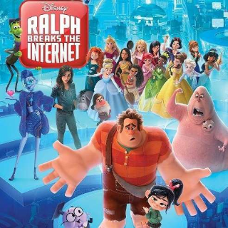 Ralph breaks the internet 4k/UHD