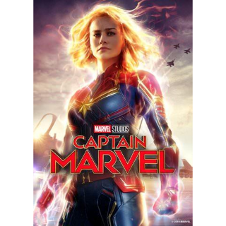 Captain marvel 4k/UHD with DMR points