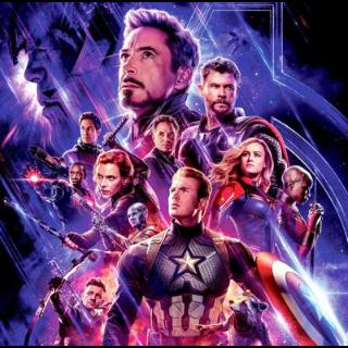 Avengers endgame in 4k/UHD with DMR points