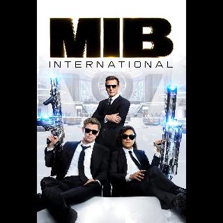 Men in Black: International 4k/UHD