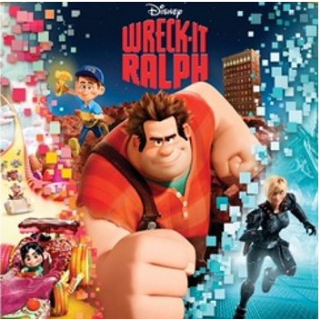 Wreck it Ralph 4k/UHD with DMR points