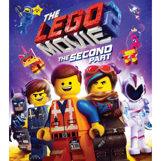 The Lego movie 2 4k/UHD