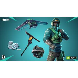 Bundle | 2K Vbucks, Counterattack