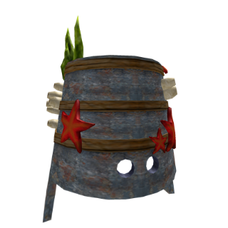 Collectibles   Bucket of the Sea