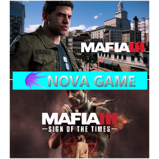 Auto delivery★Mafia III+Sign of the Times DLC