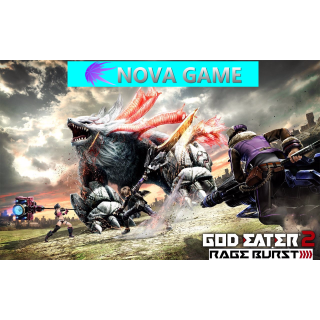 Automatic delivery★GOD EATER 2 Rage Burst