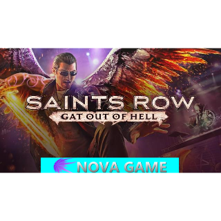 Auto delivery★Saints Row: Gat Out of Hell