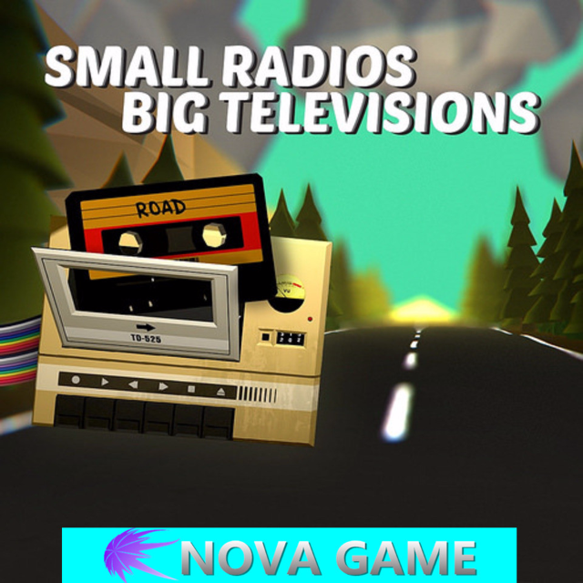 Automatic delivery★Small Radios Big Televisions
