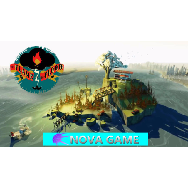 The Flame in the Flood ★STEAM KEY★