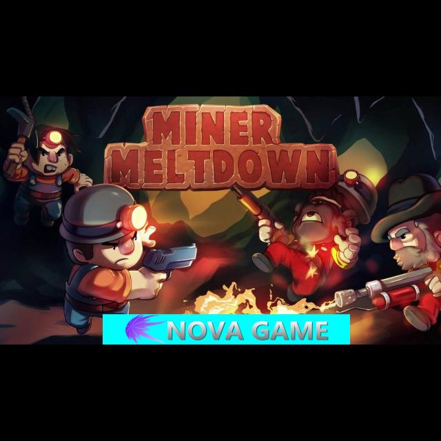 Miner Meltdown ★STEAM KEY★