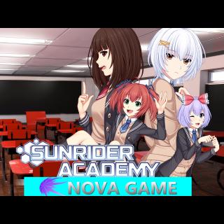 Auto delivery★Sunrider Academy