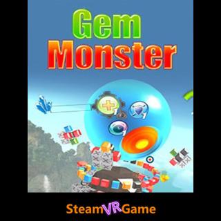 Gem Monster★STEAM VR GAME★